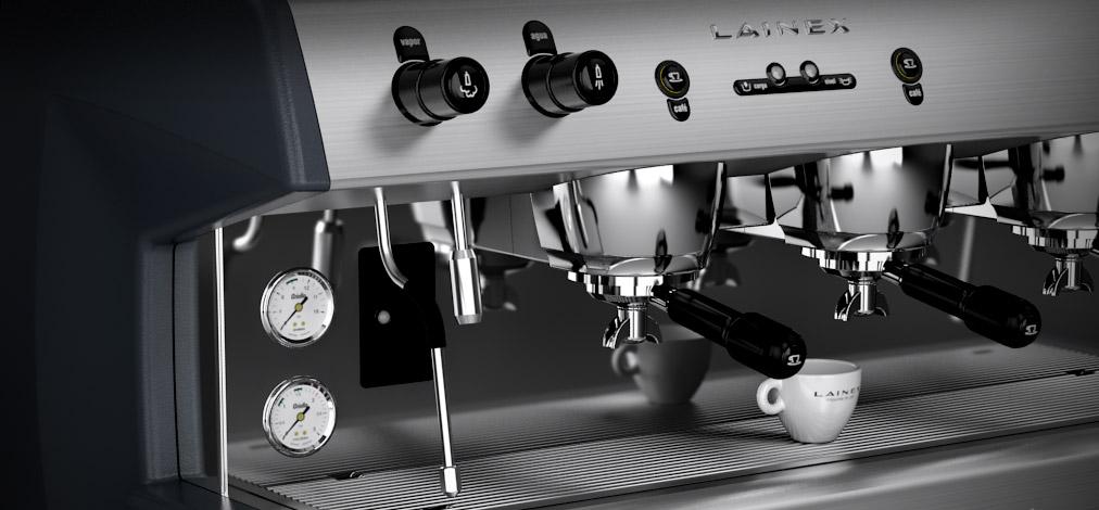 Máquinas de café express profesionales Lainex